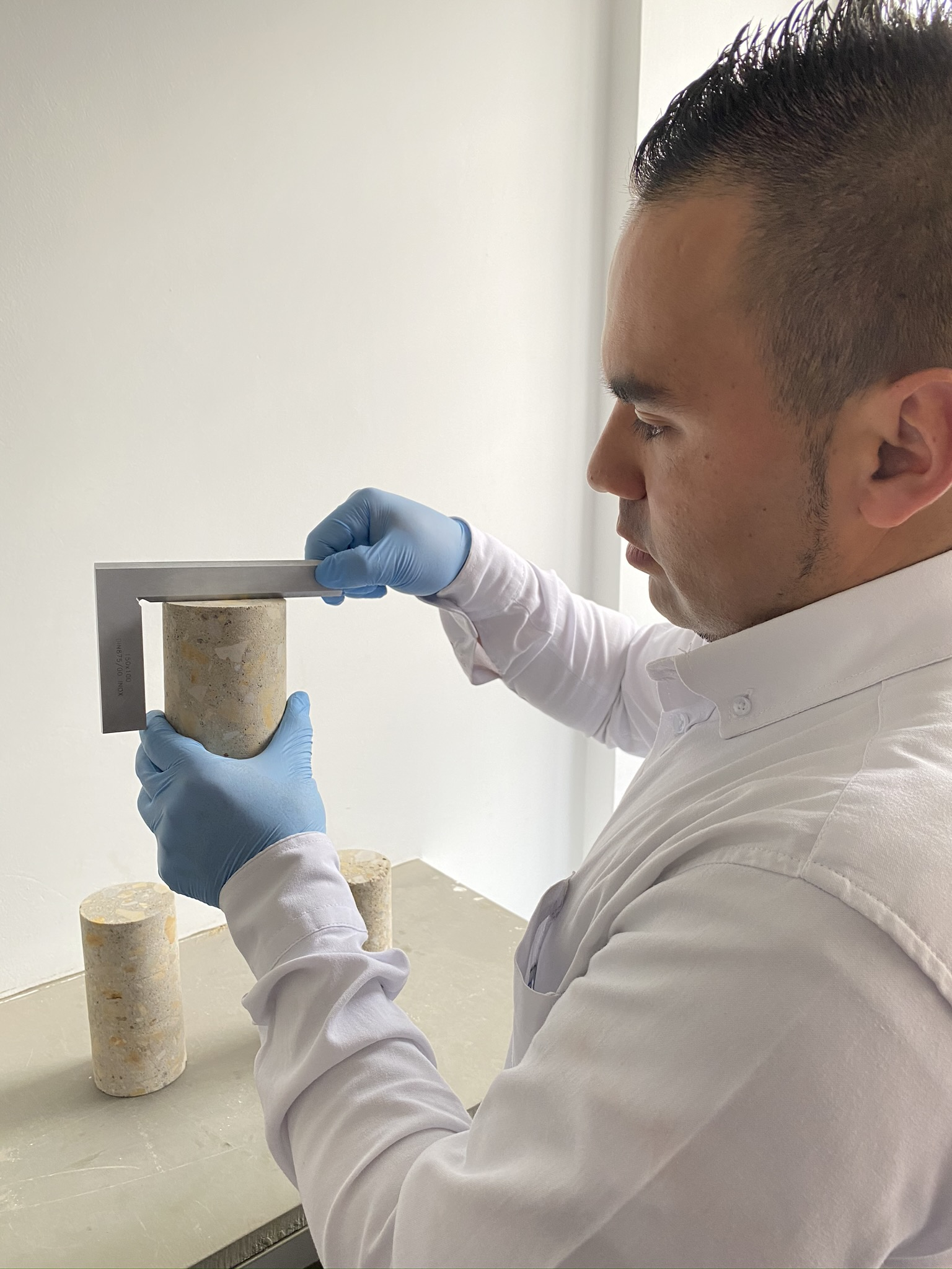 Como elaborar cilindros de concreto