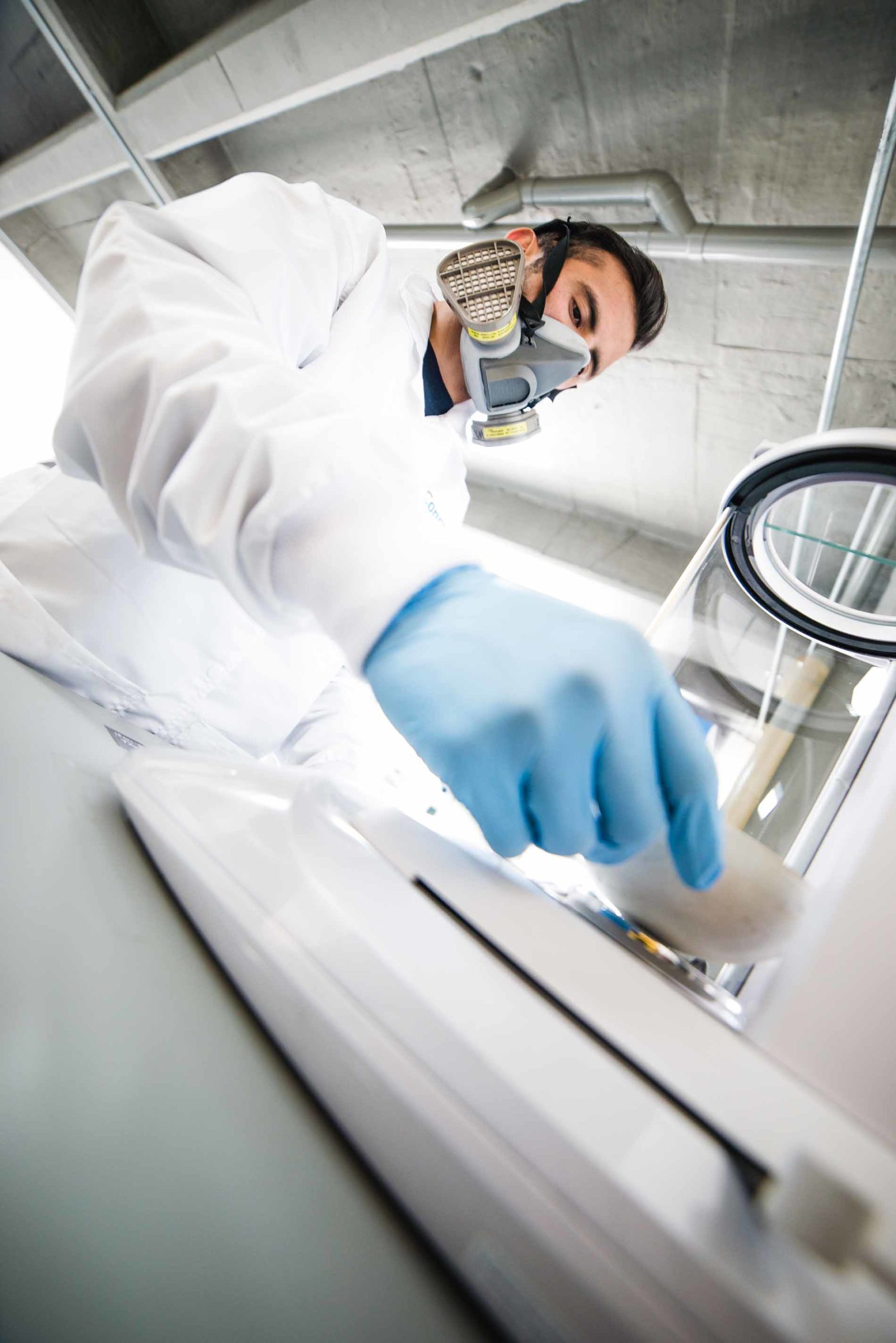 Laboratorio de Ensayos Químicos