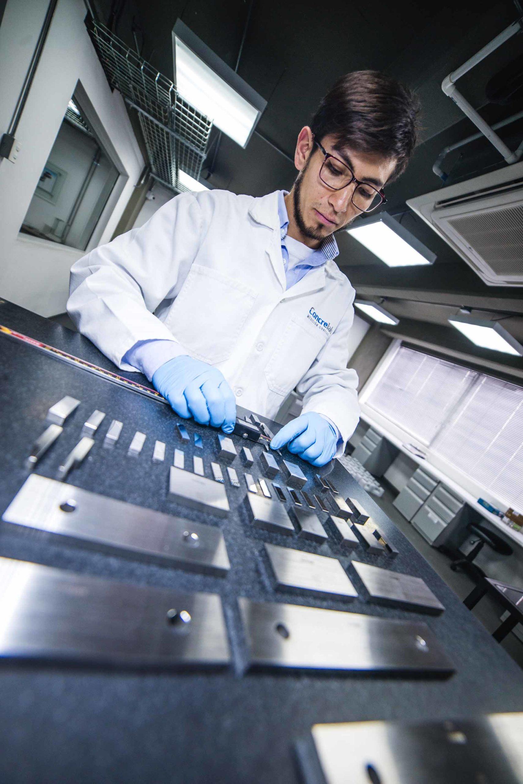 Laboratorio de calibración