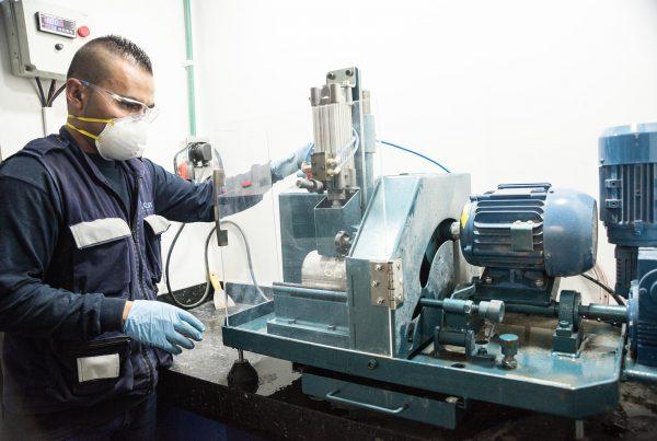 Blog de laboratorio de materiales y calibracion - nucleos