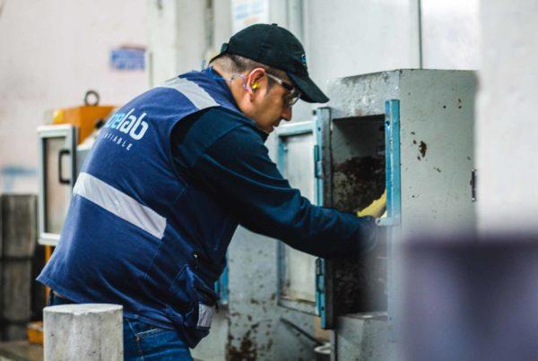 Laboratorio de ensayos de materiales - concretos y prefabricados 1