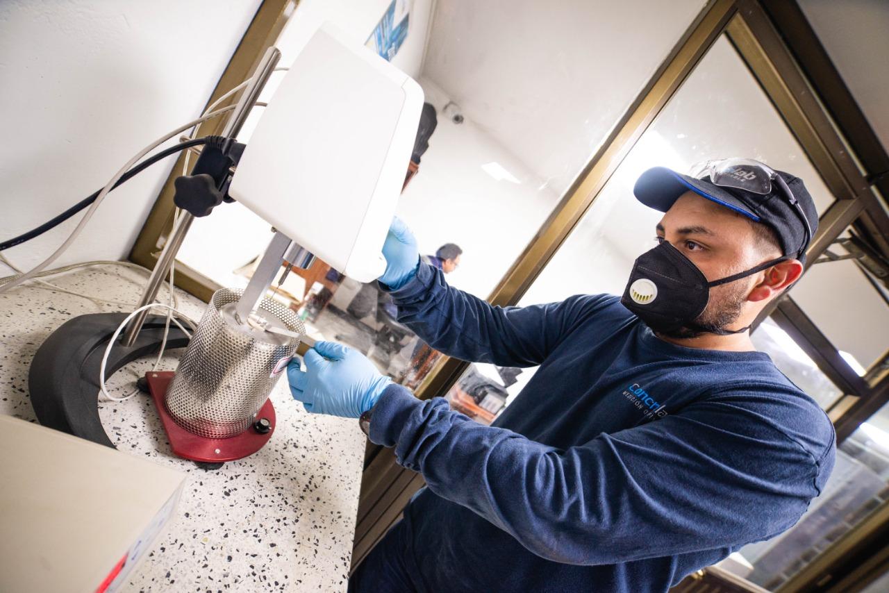 Ensayo viscosímetro – BrookField, importante aliado en la definición de parámetros del cemento asfáltico.