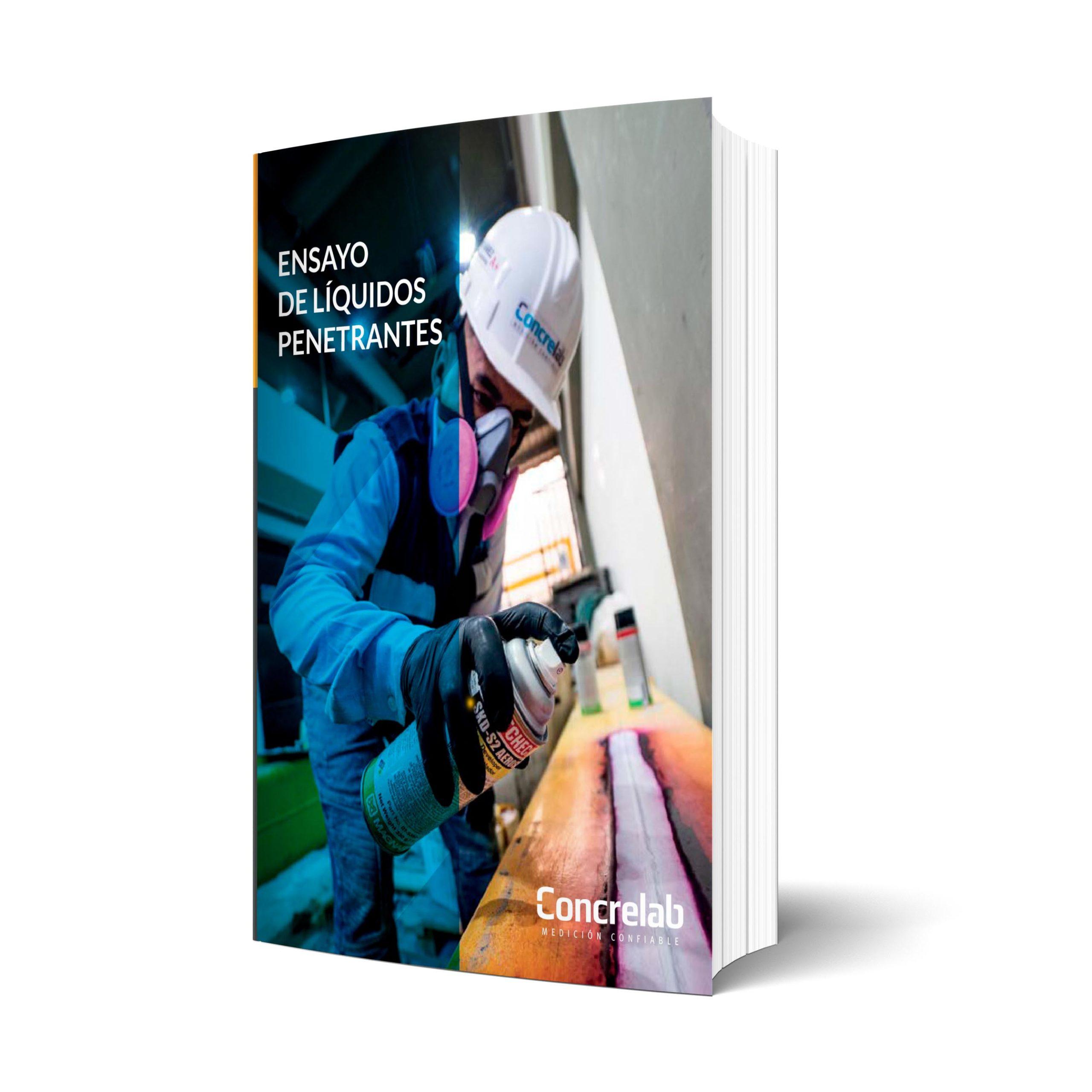 Ebook líquidos penetrantes