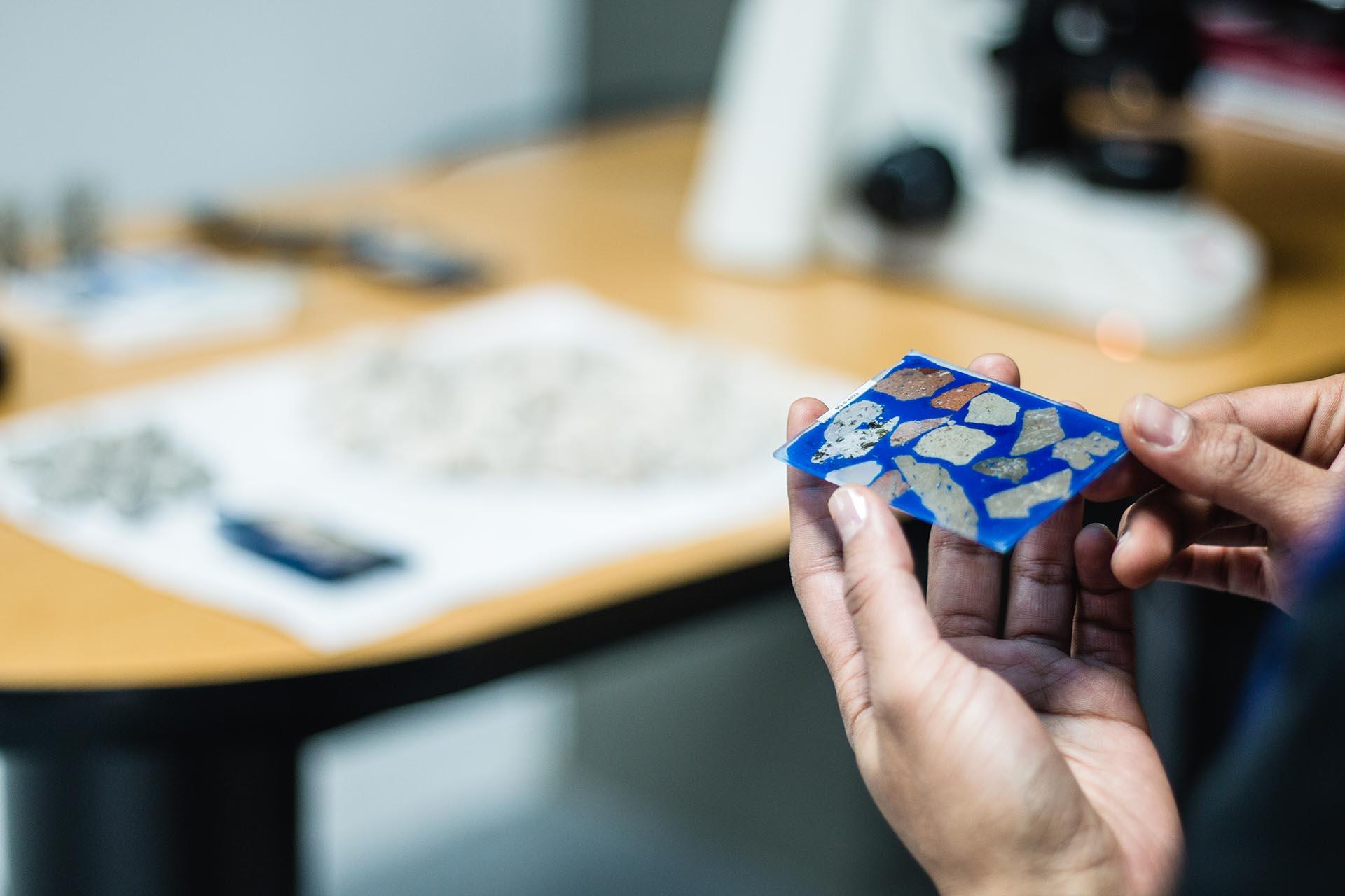 La petrografía una aliada desconocida en el control de la calidad