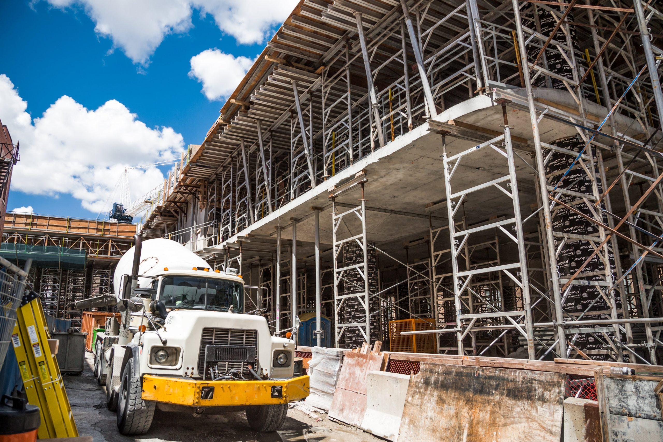 Estrategia de reactivación en el sector de la construcción